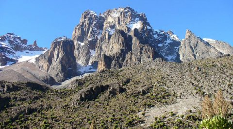 6 Days 5 Nights Mt Kenya Climb