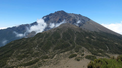 Mount Meru Climb and Arusha National Park